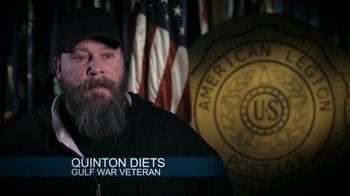 The American Legion TV Spot, 'PTSD' Featuring The Oak Ridge Boys - Thumbnail 4