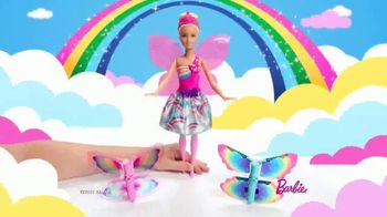 Barbie Dreamtopia Flying Wings Fairy TV Spot, 'It's Magical' - Thumbnail 2