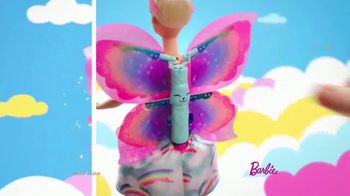 Barbie Dreamtopia Flying Wings Fairy TV Spot, 'It's Magical' - Thumbnail 3