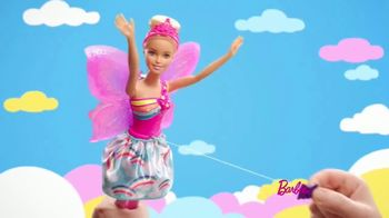 Barbie Dreamtopia Flying Wings Fairy TV Spot, 'It's Magical'