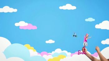 Barbie Dreamtopia Flying Wings Fairy TV Spot, 'It's Magical' - Thumbnail 5