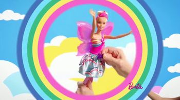 Barbie Dreamtopia Flying Wings Fairy TV Spot, 'It's Magical' - Thumbnail 6