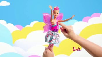 Barbie Dreamtopia Flying Wings Fairy TV Spot, 'It's Magical' - Thumbnail 7