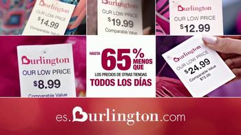 Burlington TV Spot, 'Haga de Burlington Stores tu única parada' [Spanish] - Thumbnail 6