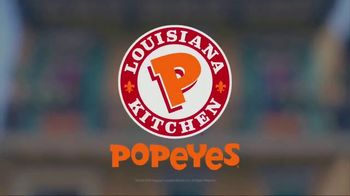 Popeyes TV Spot, 'TNT: Life Should Have Flavor' Song by Marc Robillard - Thumbnail 8