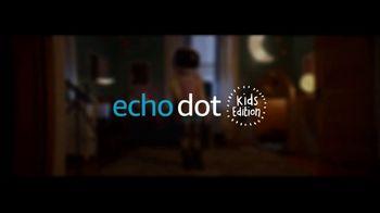 Amazon Echo Dot Kids Edition TV Spot, 'Emma Likes Outer Space' - Thumbnail 10