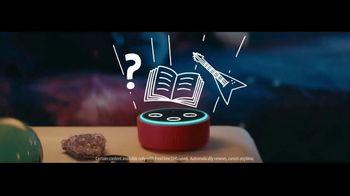 Amazon Echo Dot Kids Edition TV Spot, 'Emma Likes Outer Space' - Thumbnail 4