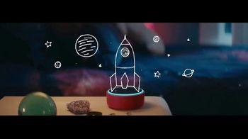 Amazon Echo Dot Kids Edition TV Spot, 'Emma Likes Outer Space' - Thumbnail 8