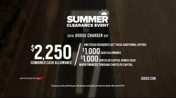 Dodge Summer Clearance Event TV Spot, 'Brotherhood: American Performance' [T2] - Thumbnail 9