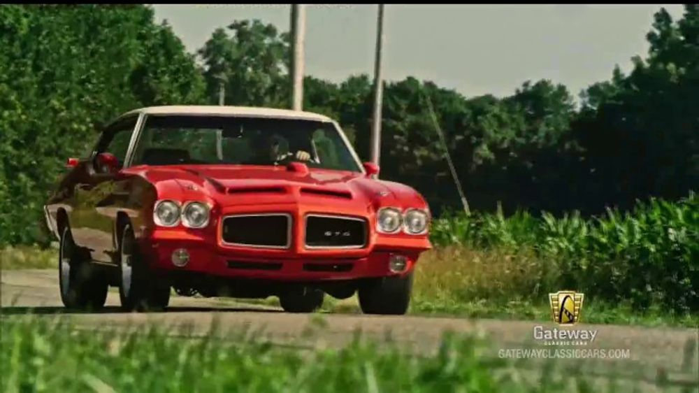 Gateway Classic Cars TV Commercial, '2018 Gateway Classic Cars'