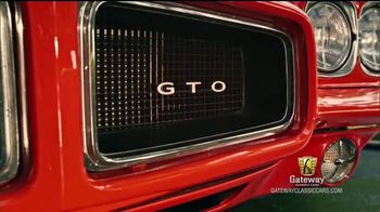 Gateway Classic Cars TV Spot, '2018 Gateway Classic Cars' - Thumbnail 4