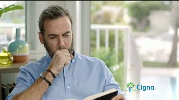 Cigna TV Spot, 'Toma control' con Carlos Ponce [Spanish] - 87 commercial airings