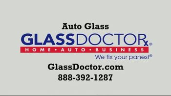 Glass Doctor TV Spot, 'Auto Glass Replacement & Repair' - Thumbnail 9