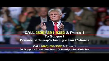Great America PAC TV Spot, 'Trump's Immigration Policies' - Thumbnail 7