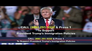 Great America PAC TV Spot, 'Trump's Immigration Policies' - Thumbnail 6