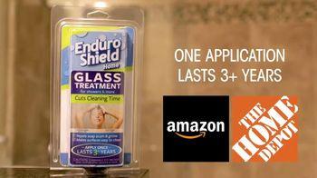 EnduroShield Home Glass Treatment TV Spot, 'Shower Cleaning' - Thumbnail 10
