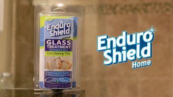 EnduroShield Home Glass Treatment TV Spot, 'Shower Cleaning' - Thumbnail 3