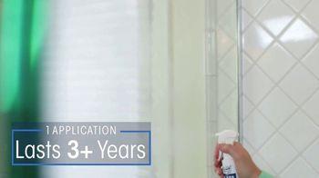EnduroShield Home Glass Treatment TV Spot, 'Shower Cleaning' - Thumbnail 7