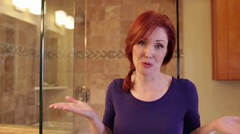 EnduroShield Home Glass Treatment TV Spot, 'Shower Cleaning'