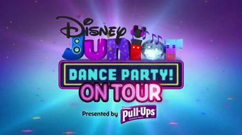 Disney Junior Dance Party! On Tour TV Spot, 'A Lot of Firsts' - Thumbnail 4