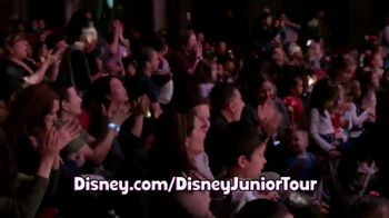 Disney Junior Dance Party! On Tour TV Spot, 'A Lot of Firsts' - Thumbnail 8