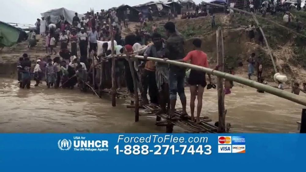 USA for UNHCR TV Commercial, 'Emergency Appeal'
