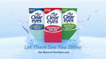 Clear Eyes TV Spot, 'Shining Moments' Featuring Vanessa Williams - Thumbnail 9