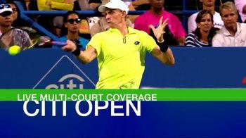 Tennis Channel Plus TV Spot, 'Citi Open' - Thumbnail 3