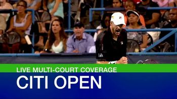 Tennis Channel Plus TV Spot, 'Citi Open' - Thumbnail 4