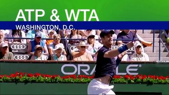 Tennis Channel Plus TV Spot, 'Citi Open'