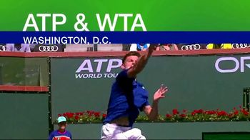 Tennis Channel Plus TV Spot, 'Citi Open' - Thumbnail 7