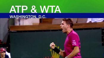 Tennis Channel Plus TV Spot, 'Citi Open' - Thumbnail 8