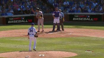 MLB Tap Sports Baseball 2018 TV Spot, 'Got Time' Featuring Kris Bryant - Thumbnail 2