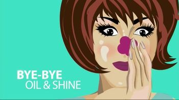Setz Blot + Translucent Powder TV Spot, 'On the Go' - 937 commercial airings