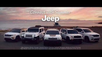 Jeep Summer of Jeep TV Spot, 'Full Line: Sold Out' Song by OneRepublic [T1] - Thumbnail 10