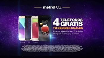 MetroPCS TV Spot, 'Oferta increíble' canción de Oh The Larceny [Spanish] - Thumbnail 7