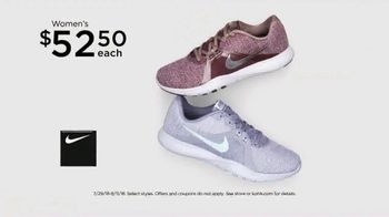 Kohl's 25 Percent Off Nike Sale TV Spot, 'For the Entire Family' - Thumbnail 6