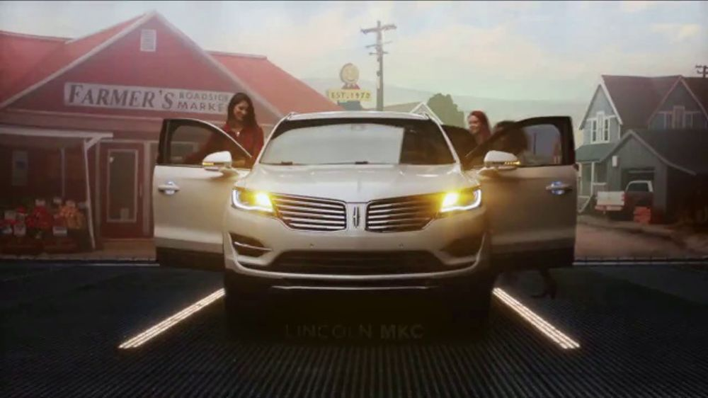 2018 Lincoln Mkc Tv Commercial New Perspective T2 Ispot Tv