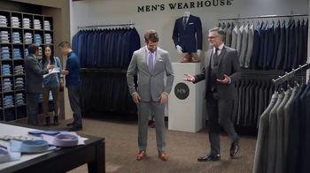 Men's Wearhouse Summer Clearance Event TV Spot, 'Retire Dad's Suit'