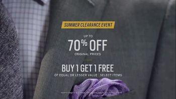 Men's Wearhouse Summer Clearance Event TV Spot, 'Retire Dad's Suit' - Thumbnail 6