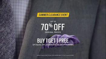 Men's Wearhouse Summer Clearance Event TV Spot, 'Retire Dad's Suit' - Thumbnail 7