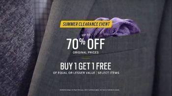 Men's Wearhouse Summer Clearance Event TV Spot, 'Retire Dad's Suit' - Thumbnail 9