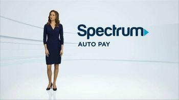 Spectrum TV Spot, 'Auto Pay'