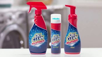 OxiClean Max Force TV Spot, 'Life Gets Messy' - Thumbnail 4