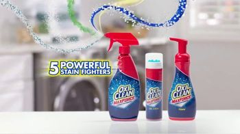 OxiClean Max Force TV Spot, 'Life Gets Messy' - Thumbnail 5