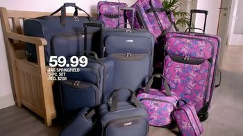 Macy's Big Home Sale TV Spot, 'Comforters, Appliances and Luggage' - Thumbnail 10