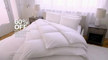 Macy's Big Home Sale TV Spot, 'Comforters, Appliances and Luggage' - Thumbnail 4