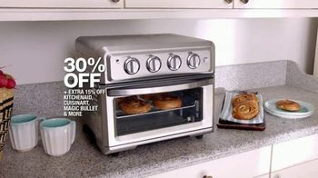 Macy's Big Home Sale TV Spot, 'Comforters, Appliances and Luggage' - Thumbnail 7