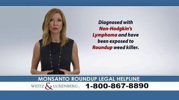 Weitz and Luxenberg TV Spot, 'Legal Alert: Roundup Weed Killer' - Thumbnail 9