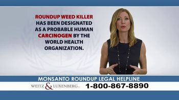 Legal Alert: Roundup Weed Killer thumbnail